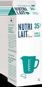 Crème à cuisson Nutrilait 35% 1L