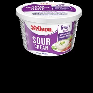 Crème sûr Neilson 5% 500mL