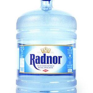 Eau Radnor 18L