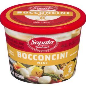 Fromage bocconnici mini Saputo 8 unités