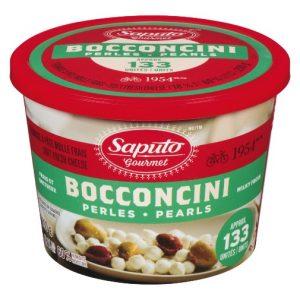 Fromage bocconnici perle Saputo 133 unités