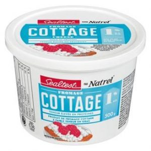 Fromage cottage Natrel 500g