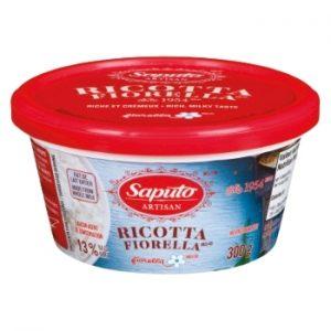 Fromage ricotta Saputo 300g